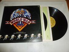 Todo esto & World War II 1976 Reino Unido 28-Track Doble Lp