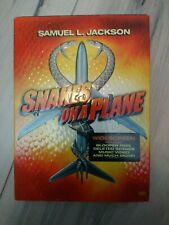 Snakes On A Plane Widescreen Dvd Samuel L. Jackson pre-owned