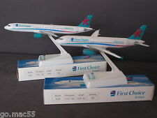First Choice Airways Airbus A320 & A321 Push Fit Models - New & Boxed