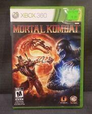 Mortal Kombat (Microsoft Xbox 360, 2011) Video Game