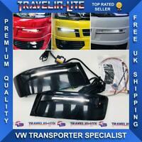 VW T5 Transporter Light Bar DRL Kit 2010 - 2015 New Design Best Quality