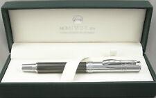 Monteverde Jewelria Executive Gunmetal Barley Fountain Pen - Fine Nib - New