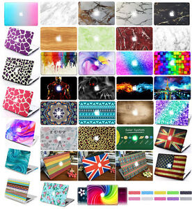 """Laptop Tablet Hard Case Shell Keyboard Cover Macbook Pro 13/15"""" Air 11/13"""" MAC"""