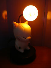 Final Fantasy XIV FF 14 Moogle Figure Room Lamp Yellow ver. Light Japan TAITO