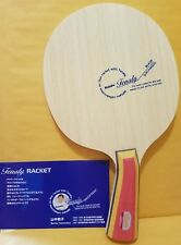 Nittaku Tenaly Original Unique  Bent Handle 81 Grams Table Tennis Blade