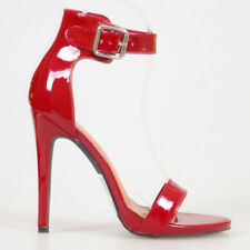 Stiletto Party Buckle Sandals for Women