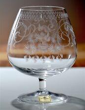 Theresienthal Connaisseur Cognac Glas Radgravur unbenutzt  (mehrere verfügbar )