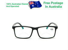 Mens Ladies Magnifying Bifocal Eye Wear Spectacles Fashion Reading Glasses 81053