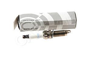 Genuine BMW F06 F06N F10 F12 F12N ZMR5TPP330 High Power Spark Plug 1pcs OEM