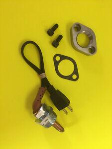 AM134805/AR87167/BLV10640 John Deere Engine Coolant Block Heater Kit w/ Adapter