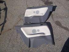 BMW e36 convertible gray rear panels pair fits 94-99 318 323 325 328 M3