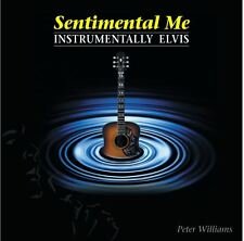 Sentimental Me - Peter Williams Guitar Instrumental Tribute to Elvis Presley