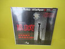 SEALED HENRY MANCINI MR LUCKY TV SOUNDTRACK  SOUNDTRACK  LP LSP 2198