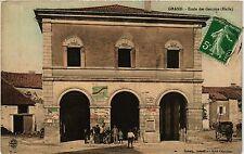 CPA  Grand - Ecole des Garcons (Halle)    (455756)