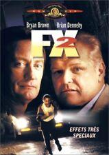 FX 2 Effets très spéciaux DVD NEUF SOUS BLISTER