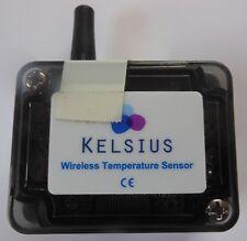 KELSIUS WIRELESS TEMPERATURE SENSOR FCC ID : Z4GK101
