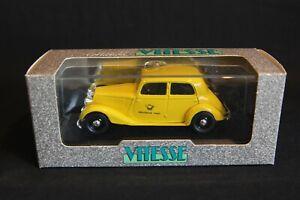 """Vitesse Mercedes-Benz 170 V Sedan """"Bundespost"""" 1:43 #150165 (JS)"""