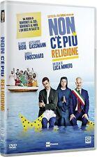 Dvd NON C'E' PIU' RELIGIONE - (2016)  *** Claudio Bisio ***......NUOVO