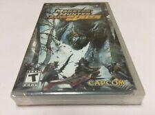 Monster Hunter Freedom Unite (Sony PSP, 2009) NEW