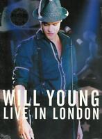 Volontà Young Live IN London (2005) DVD Nuovo/Sigillato