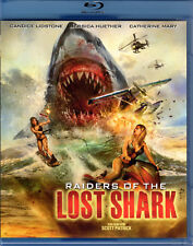 Raiders of the lost Shark , Blu_Ray , 100% uncut , new and sealed , Asylum