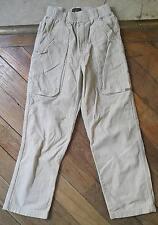 Pantalon en velours Côtelé couleur beige TIMBERLAND 10 ans Automne / Hiver