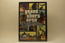 Grand Theft Auto San Andreas Second Edition Version (PC, 2005)