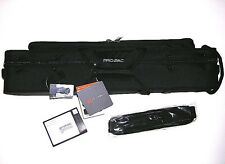 Protec Pro Pac Case for Straight Soprano Sax. Black. PB310. Pads Adjust. NEW NWT