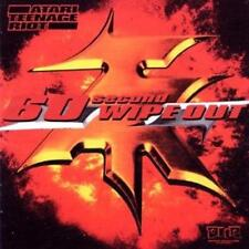 ATARI TEENAGE RIOT / 60 SECOND WIPE OUT - CD * NEW & RARE *
