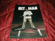"DON MATTINGLY NEW YORK YANKEES ""HITMAN"" 20X30 POSTER PRINT"
