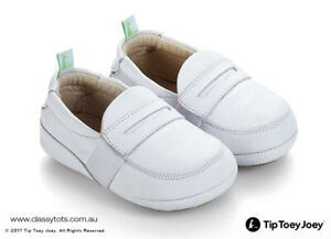 NEW Tip Toey Joey Baby Shoes - SHARPY (More Colours) *NEW*