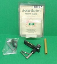 New Golden Key Futura Accu-Series Quick Form Arrow Rest -Speedy Set-up AR-134-RH