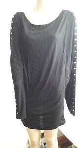 MbyM - Studded Sleeve Kaftan Tunic Now £19.99
