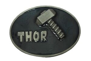 Marvel's Thor metal belt buckle - New, good condition