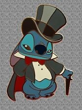Stitch in Tuxedo Pin - Disney Auctions LE 1000