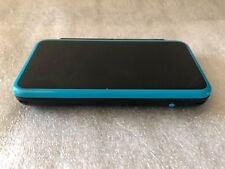Nintendo 2DS XL Handheld System - Black & Turquoise