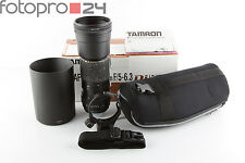 Nikon tamron 200-500 mm 5-6.3 Di LD IF sp + bien (865506)