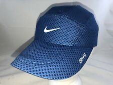 New Unisex Nike Drifit Hat Mesh Cap Royal Blue Made In 2006 RARE! Supreme Jordan