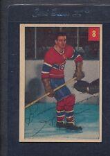 1954/55 Parkhurst #008 Bernie Geoffrion Canadiens EX/MT *75