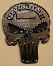 """Sons of Anarchy """"I Got This"""" Opie Winston 2012 ser# 18 of 50 Challenge Coin"""