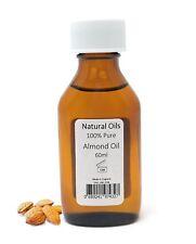 Aceites Naturales-Aceite de Almendras 100% Puro - 60 Ml