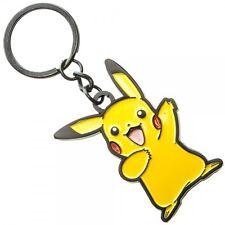 Pokemon Pikachu Metal Key Chain