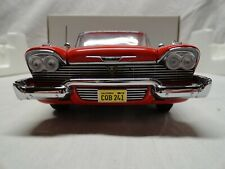 "Danbury Mint 1958 Chrysler Plymouth Fury ""Christine"""