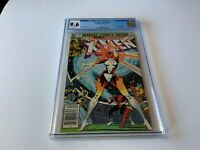 UNCANNY X-MEN 164 CGC 9.6 WHITE PAGES CAROL DANVERS BECOMES BINARY MARVEL COMICS