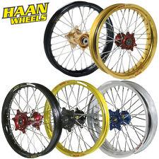 HAAN WHEELS Radsätze Räder Radsatz Wheel set Motocross Enduro Supermoto Kidcross