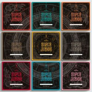 [KPOP REPUBLIC] SUPER JUNIOR 10TH ALBUM 'THE RENAISSANCE' (SQUARE STYLE)