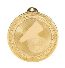 "2"" BriteLazer Cheerleading Medal Personalized Free"