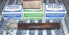 Duo-Fast Vintage RARE 1950's HAMMER TACKER MODEL: HT ORIGINAL BOX 12,000 STAPLES