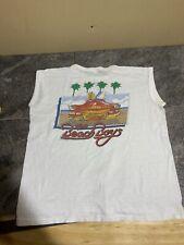 The Beach Boys 1983 tour shirt American surf rock band shirt Men/'s size S