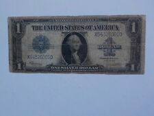 Silver Certificate 1923 1 Dollar Bill Paper Money Note United States American